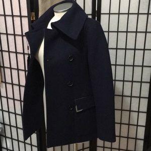 BNWT woman's mackage peacoat jacket coat